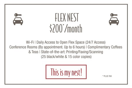 The Nest Coworking